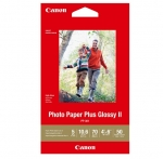 Canon PP-301 4x6 Glossy 102x152mm 265gsm Photo Paper Plus II - 50 Sheets