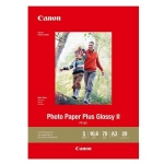 Canon PP301-4X6-100 Glossy 4x6 260gsm Photo Paper Plus II - 100 Sheets