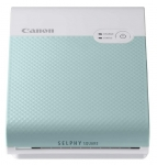 Canon Selphy Square QX10 Dye Sublimation Photo Printer - Green