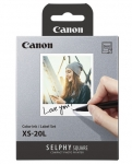 Canon Selphy XS-20L Photo Paper  + Ink - 20 Sheets