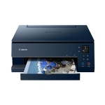 Canon Pixma TS6365N A4 15ipm Wireless Multifunction Inkjet Printer - Navy