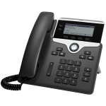 Cisco 7821 2 Line VoIP Unified Communication IP Phone