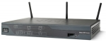 Cisco 888 10/100Base-TX 4 x RJ45 Ethernet Integrated Service Router