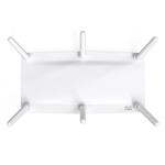 Cisco Meraki MR46E High Density 4x4:4 PoE Wi-Fi 6 Wireless Cloud Managed Indoor Access Point with Support for External Antenna