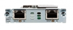 Cisco VWIC3-2MFT-T1/E1 Multiflex Trunk Voice/WAN Interface Card - 2 x T1/E1 WAN