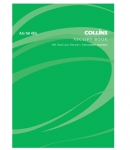 Collins A5 4 Per Page Receipt Duplicate NCR Book - 50 Leaf