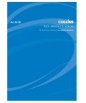 Collins A4 Tax Invoice Duplicate NCR Book - 50 Leaf