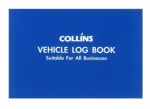 Collins 115x170mm Business Vehicle Log Book