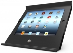 Compulocks Slide Basic POS Enclosure & Stand for iPad Mini - Black