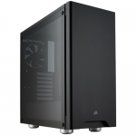 Corsair Carbide Series 275R ATX Mid-Tower Tempered Glass Case - Black