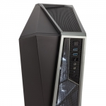 Corsair Carbide Series Spec-Alpha Mid-Tower Gaming Case - Black & Silver