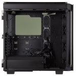 Corsair Obsidian Series 500D RGB SE Mid Tower Case with Tempered Glass Panel - Black