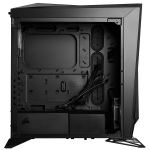 Corsair Carbide Series SPEC-OMEGA RGB Mid Tower Gaming Case with Tempered Glass Side Panel - Black