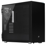 Corsair Carbide Series 678C ATX Mid-Tower with Low Noise Tempered Glass Panel – Black