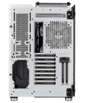 Corsair Crystal Series 680X RGB Mid Tower Case with Tempered Glass Panel - White