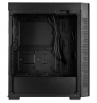 Corsair 110R Mid Tower Case with Tempered Glass Side Panel - Black