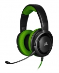 Corsair HS35 Stereo Gaming Headset - Green