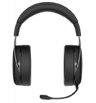 Corsair HS75 XB Wireless Gaming Headset for Xbox with Detachable Microphone - Black