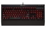 Corsair K68 Red LED Mechanical Gaming Keyboard - Cherry MX Red
