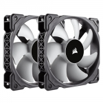 Corsair ML120 120MM Premium Magnetic Levitation Fan - Dual Pack