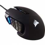 Corsair Scimitar RGB Elite Optical MOBA/MMO Gaming Mouse