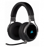 Corsair Virtuoso RGB Wireless High-Fidelity Gaming Headset - Carbon
