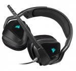 Corsair VOID RGB Elite USB Wired Gaming Headset with 7.1 Surround - Carbon