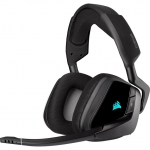 Corsair VOID RGB Elite Wireless Gaming Headset with 7.1 Surround - Carbon
