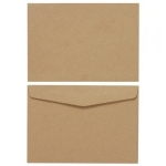 Croxley C6 Non-Window Tropical Seal 80gsm Manilla Envelope - 500 Pack