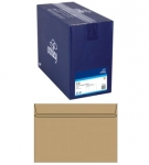 Croxley C4 Non-Window Seal-Easi Manila Envelope - 250 Pack