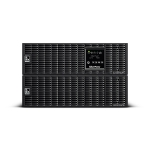 CyberPower Online Series 10000VA 9000W 11 Outlet Online Double Conversion 6RU Rack/Tower UPS with 3RU Power Module & 3RU Battery Module