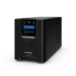 CyberPower Professional Series 1500VA 1350W 8 Outlet Line Interactive Tower UPS