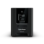 CyberPower Professional Series 2200VA 1980W 8 Outlet Line Interactive Tower UPS