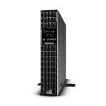 CyberPower Online Series 3000VA 2700W 9 Outlet Online Double Conversion 2RU Rack/Tower UPS