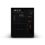CyberPower Professional Series 3000VA 2700W 9 Outlet Line Interactive Tower UPS + FREE SNMP Card!