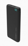 Cygnett ChargeUp Boost 10000mAh Dual Port USB Portable Power Bank - Black