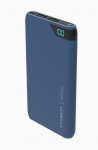 Cygnett ChargeUp Boost 5000mAh Dual Port USB Portable Power Bank - Navy