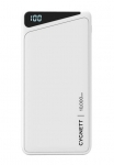 Cygnett ChargeUp Boost 2 10,000 Ah Power Bank - White