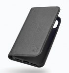 Cygnett CitiWallet Leather Case for iPhone XR - Black