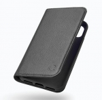 Cygnett CitiWallet Leather Case for iPhone Xs Max - Black