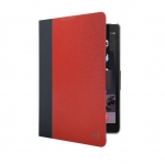 Cygnett TekView Slimline Folio Case for iPad 10.5 Inch - Red & Grey