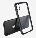 Cygnett Ozone Tempered Glass Protective Case for iPhone XR - Black