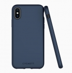 Cygnett Skin Slimline Case for iPhone Xs and iPhone X - Navy