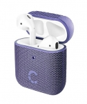 Cygnett Tekview Pod Protective Case with Wireless Charging for Apple AirPods (2nd Gen) - Lilac Purple