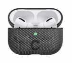 Cygnett Tekview Pod Protective Case with Wireless Charging for Apple AirPods Pro - Black