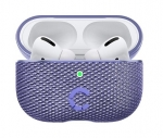 Cygnett Tekview Pod Protective Case with Wireless Charging for Apple AirPods Pro - Lilac Purple