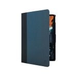 Cygnett TekView Slimline Folio Case with Apple Pencil Holder for iPad Pro 11 Inch - Navy Blue & Grey