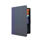 Cygnett TekView Slimline Folio Case with Apple Pencil Holder for iPad Pro 11 Inch - Lilac Purple & Grey