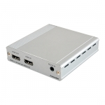 CYP 1x2 HDMI over HDMI and CAT5e/6/7 Splitter with IR/RS-232