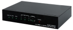 CYP HDMI Cat6 Multiplexer. Allows 1 HDMI source to connect to1 HDMI and 3 Cat6 to link up to 4 displays simultaneously